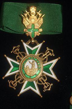 The Military and Hospitaller Order of Saint Lazarus of Jerusalem Medal Set   eBay