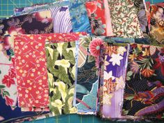 Asian Themed Fabric Project Destash by QuiltyMcQuilterson on Etsy, $70.00