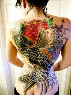 Koi Carp Tattoos Best in 2015