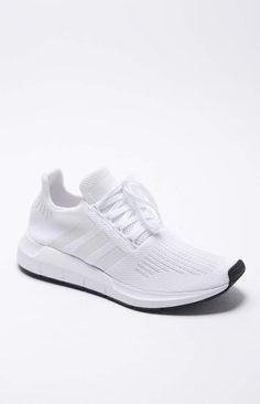 92a7ca0a025 adidas Swift Run White Shoes - Adidas White Sneakers - Latest and  fashionable shoes #adidas