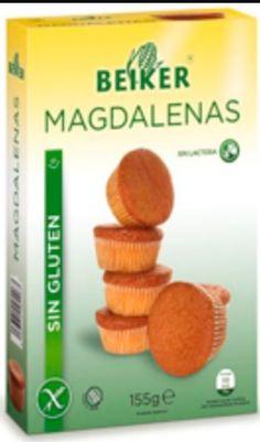 Galletas sin gluten ni fructosa