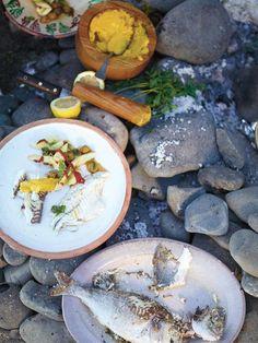 mi pescado a la sal (my fish baked in salt)   Jamie Oliver   Food   Jamie Oliver (UK)