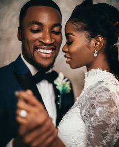 Akah Nnani & Claire Idera's White Wedding will Leave you Lovestruck 💖 Wedding Pics, Wedding Couples, Dream Wedding, Lesbian Wedding, Wedding Updo, Wedding Beauty, Wedding Stuff, Black Love Couples, Cute Couples