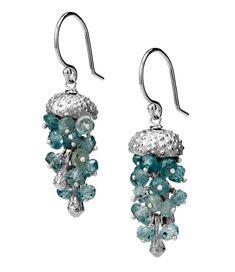 Earrings by Catherine Weitzman
