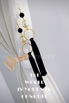 Handmade Jewelry, Jewelry Making, Drop Earrings, Chic, Unique, Fashion, Shabby Chic, Moda, Elegant