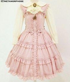 Pintuck Tiered Pinafore Dress - metamorphose temps de fille Pinafore Dress,  Pin Tucks, Dream e13b8897c8a