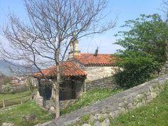 capilla de la Ballera en Villaviciosa