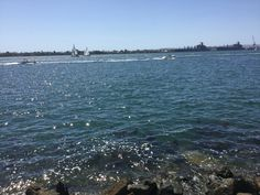 Seaport Village #sandiego great view of the bay