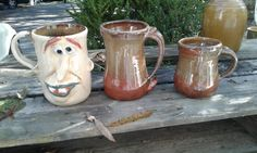 Saggy Jug Pottery