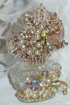 another bejeweled perfume bottle