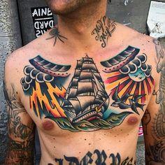 Healed!! @boldwillhold.tattoo #samuelebriganti #boldwillholdfirenze #boldwillhold