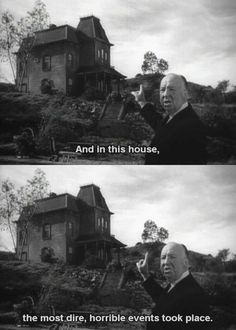 """""""Psycho"""" (1960) dir. by Alfred Hitchcock"""