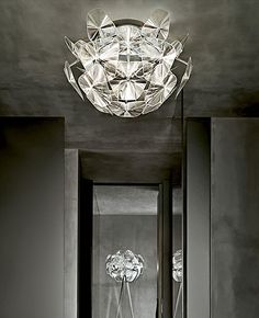 Hope Ceiling Light by Luce Plan of Italy