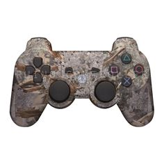 PS3 controller  Wireless Glossy  WTP-366-Kings-Desert-Shadow-Camo Custom Painted- Without Mods
