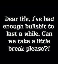 Overloaded life