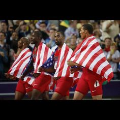 USA Men Track and Field