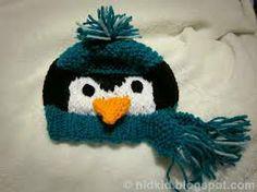 scarfy penguin