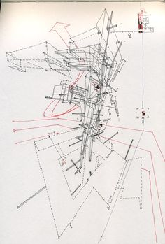 archisketchbook - architecture-sketchbook, a pool of architecture drawings, models and ideas - xaemaethx: Form:uLA · Bryan Cantley ...