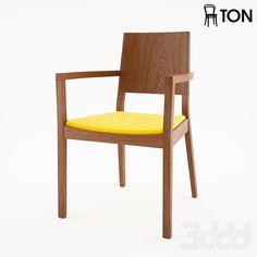 TON Armchair Lyon 514