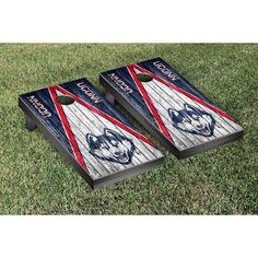 Victory Tailgate Connecticut UCONN Huskies Cornhole Game Set - 819338