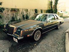 My 1982 Chrysler Imperial.