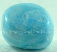 Blue Aragonite - this stone is an excellent stone to aid you with healing your inner child. Some of these may relate to past life experiences... problems tha...