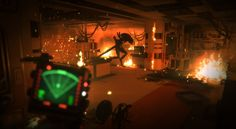 The first major piece of post-release DLC for Sega and The Creative Assembly's first-person survival horror title will launch on 28 October; titled Corporate Lockdown, it adds three new maps to traverse in the Survivor Mode of Alien: Isolation. Xbox 360, Xbox One Pc, Ps4, Planetside 2, Alien Games, Creative Assembly, Alien Isolation, Sci Fi Horror Movies, House Games