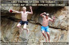 Watch my bio. Thanks !  #chance  #children  #jump  #risk  #socialmedia  #instagram  #cliff