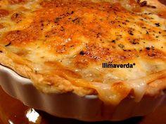 llimaverda: Pastel de zanahoria, calabacín y nueces