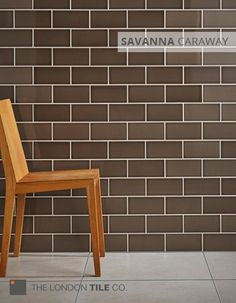 Savoy Tiles The Yorkshire Tile Company Brick Shaped In Brown Colour With Varied Tones To Create A Very Stylish Effect Any Kitchen Or Bathroom