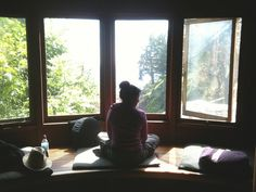Image result for meditation space