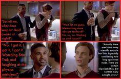 14 Times Dr. Reid Was Adorably Dorky - CBS.com