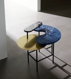 Palette Table JH8 designed by Jaime Hayon for &tradition #table #interior #andtradition