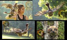 SOLD Handmade Poseable Troubadour The Wolf Hawk by Wood-Splitter-Lee on DeviantArt