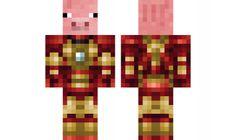 IronPiggy Minecraft Skin