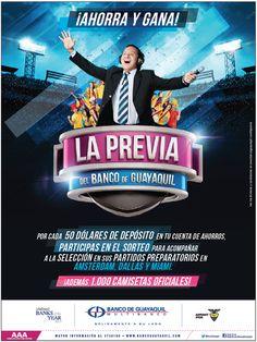 #LaPrevia te lleva a ver jugar a La Tri a Miami, Amsterdam o Dallas. ¿Qué esperas para participar y ganar?