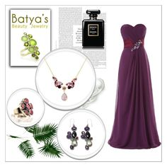 """Batya's Beauty Jewelry"" by newoutfit ❤ liked on Polyvore featuring jewelry and PolyvoreMostStylish"