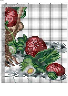 Criei este blog para dividir os gráficos que tenho, mostrar meus trabalhos, fazer amizades, compartilhar ideias e trocar experiências. Aceito sugestões e críticas para melhorar o blog cada vez mais. Se por acaso eu postar qualquer coisa que seja crédito de outra pessoa me avisem por favor. Entrem e fiquem à vontade. Beijos!!! Cross Stitch Fruit, Cross Stitch Kitchen, Cross Stitch Flowers, Cross Stitch Kits, Cross Stitch Designs, Cross Stitch Patterns, Knitting Patterns, Brother Innovis, Hand Embroidery
