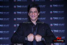 Shahrukh Khan Unveils Tag Heuer Carrera Series