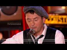 """Yves Jamait """"Même sans toi"""" - Acoustic / TV5MONDE www.jamait.fr"""