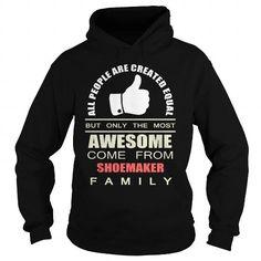 I Love Awesome SHOEMAKER legend shirts T shirts