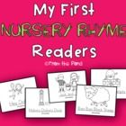 Nursery Rhymes Printable Blackline Mini Emergent Readers