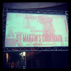 Silent Cinema @smccoventgarden, London - Twitter / Recent images by @wearepopup