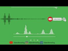 Green Screen Line audio Spectrum | audio spectrum Visualizer Green Screen Top 5 Music player free - YouTube Free Green Screen, Free Youtube, Spectrum, Line, Audio, Videos, Top, Spinning Top, Fishing Line