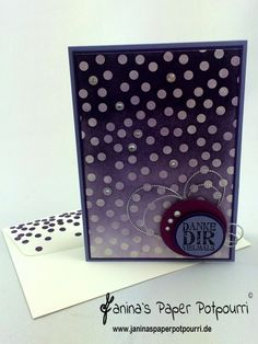 Thank You Card with Magic Pattern DSP