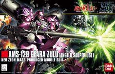 AMS-129 Geara Zulu (Angelo Sauper Color) from Mobile Suit Gundam UC (Unicorn)