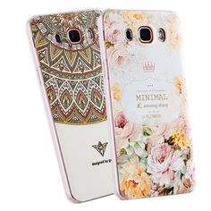 765d7168623 3D Relief Frosted PC Hard Back Cover Case For Samsung Galaxy J5 2016  Samsung Galaxy J7