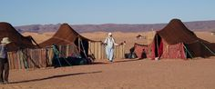 BEDUINOS, desierto