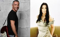 Eros Ramazzotti ha duettato con i nomi più importanti della musica americana, tra cui Tina Turner e Cher (Eros teams up for a duet with Cher & other legends like Tina Turner)