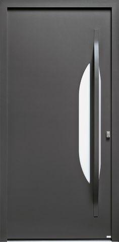 mod le marsa porte d 39 entr e aluminium contemporaine petit vitrage un design sobre et pur avec. Black Bedroom Furniture Sets. Home Design Ideas